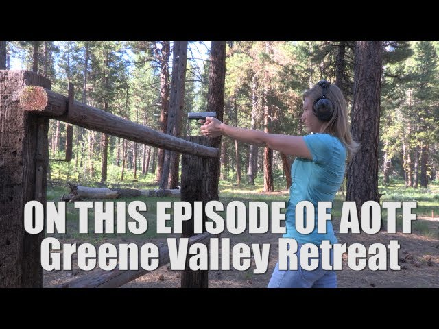 Adventures on the Fly! Episode 004 Greene Valley Retreat