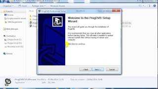 تحميل وتفعيل برنامج progdvb