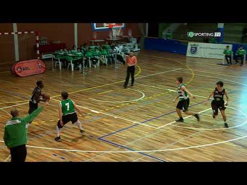 Final 4 sub-16 masculinos - Sporting CP x NBQ