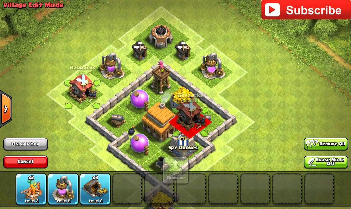 Best Base For Th 3 8