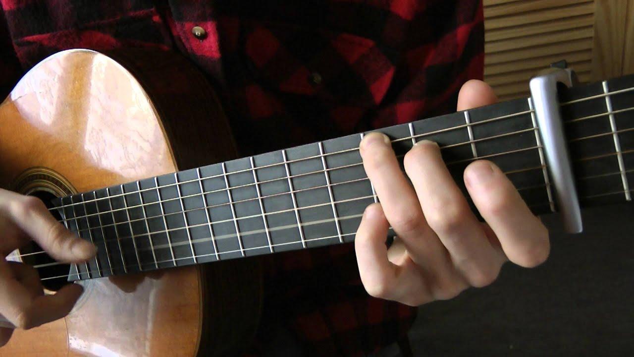 Cours de guitare - Les Gipsy Kings : Bamboleo (7/8 ...