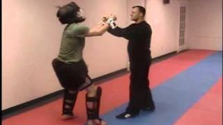 Headbutt. Instructor Mike Preite. Self Defense Awareness