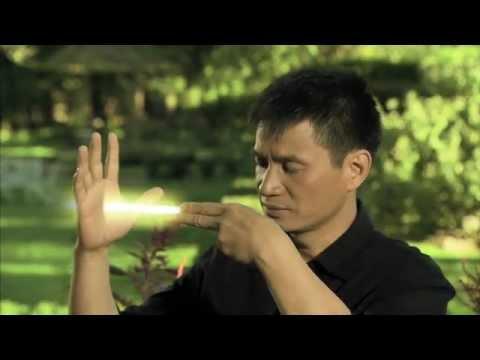 Sword Finger - amazing energy practice of Qigong healing