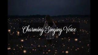 ♡Charming Singing Voice Subliminal♡