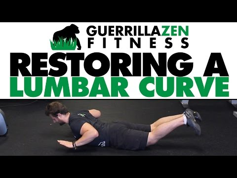 Restoring The Natural Curve Of The Lumbar Spine | Lordosis