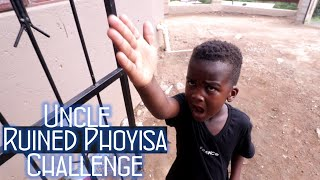 Phoyisa Challenge ( Luh & Uncle) - MDM Sketch Comedy