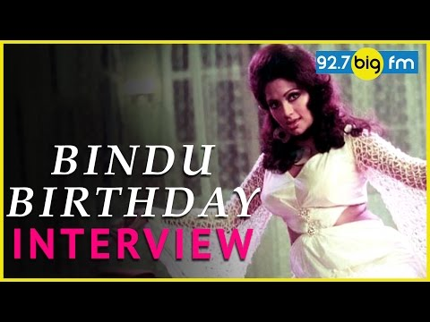 Bindu Interview - Happy Birthday Bindu | Once Upon A Time In Bollywood