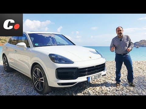 Porsche Cayenne 2018 SUV   Primera prueba / Test / Review en español   coches.net