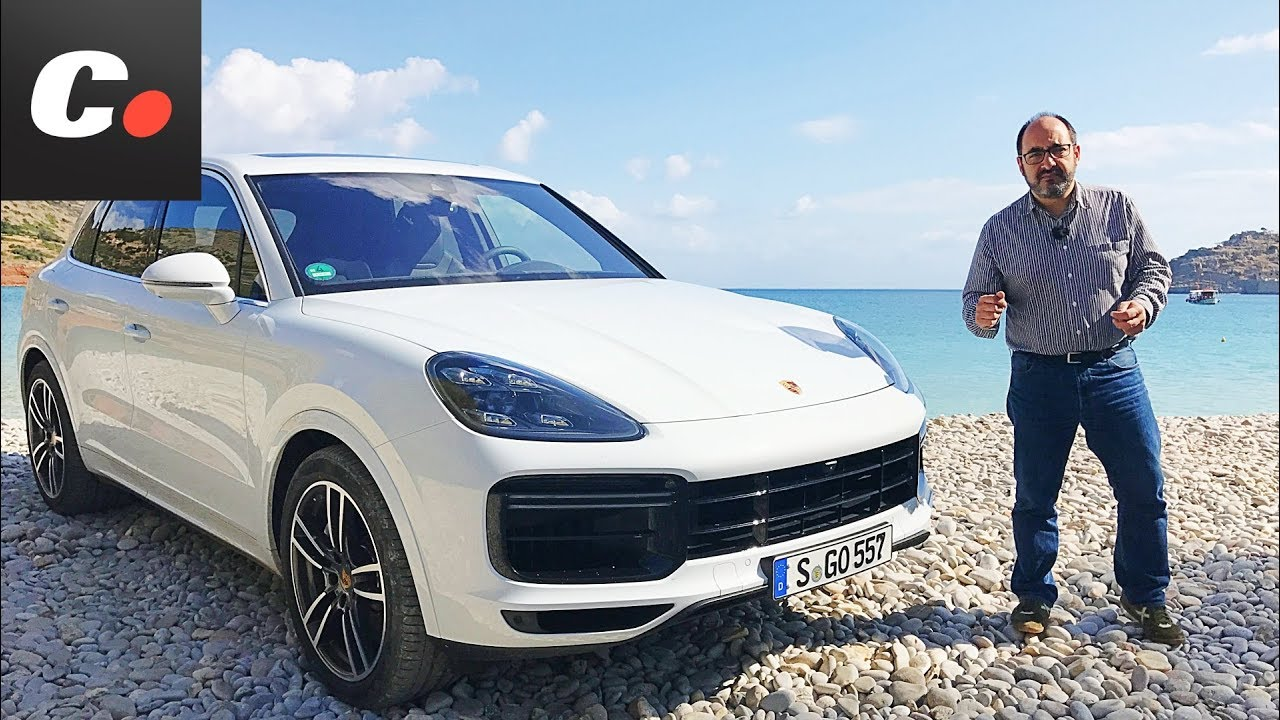 Porsche Cayenne Suv Primera Prueba Test Review En Español Coches
