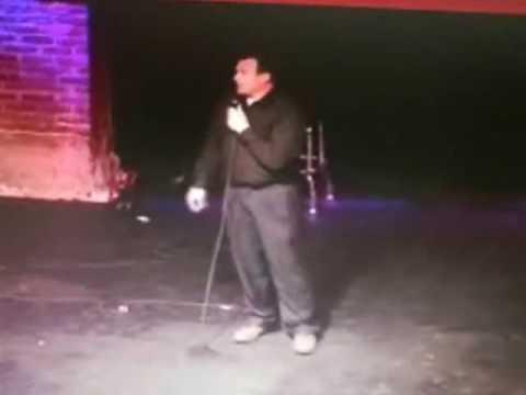 Scottish Comedian Martin Gollogly