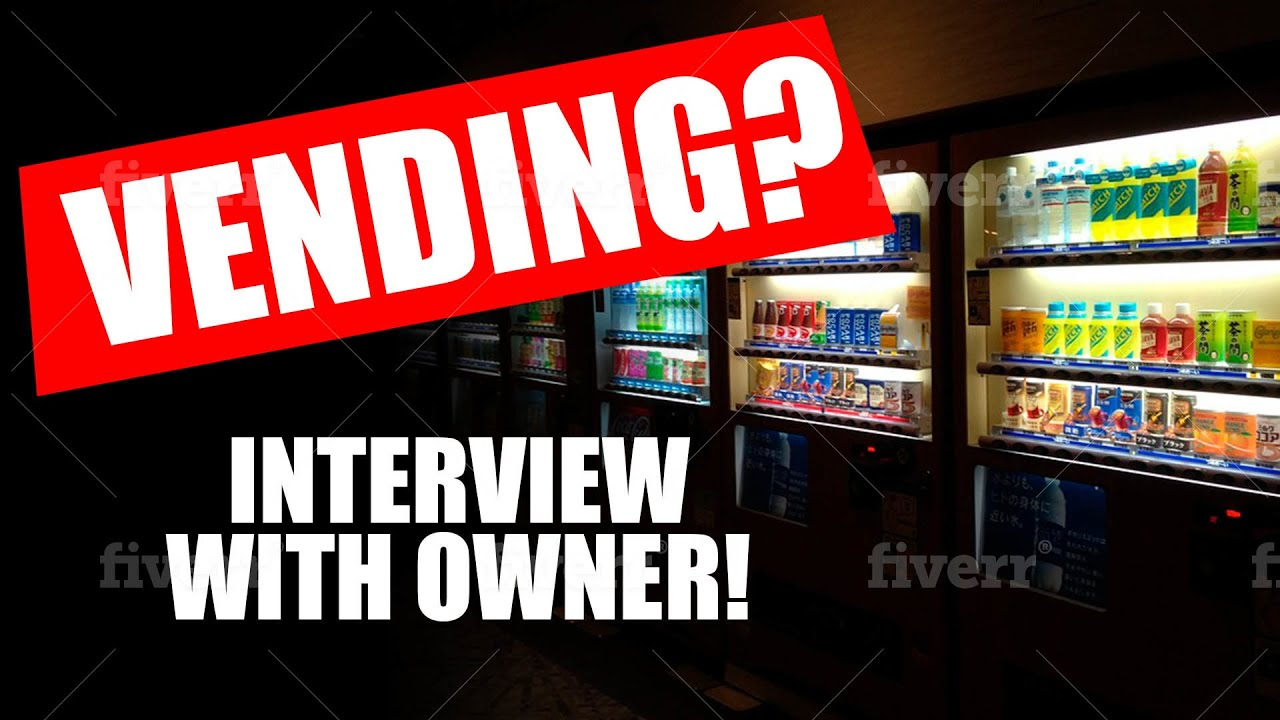 Stories inside the vendor machine business and restaurant franchise business
