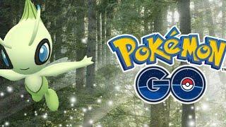 Celebi pokemon go
