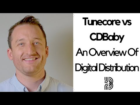 TuneCore Vs CD Baby | An Overview Of Digital Distribution