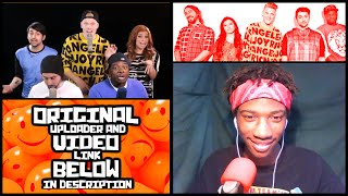 Repeat youtube video Happy - Pentatonix (Pharrell Cover) Reaction!