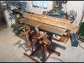 Поделки - Самодельный деревообрабатывающий станок/self-made woodworking machine.