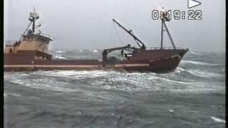 Bering Sea Heavy Weather - Arctic Lady
