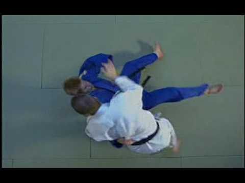 JUDO Mike Swain Complete Judo Vol 4   leg throws and sacrifice techniques
