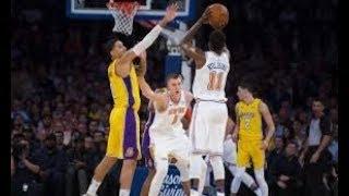NBA rookie analysis is frank ntilikina the New york knicks future franchise point guard?
