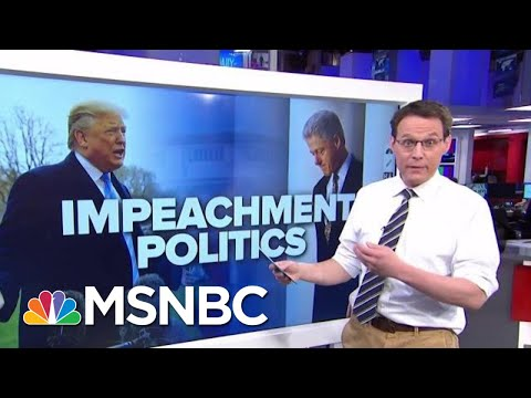 Political Lessons From Bill Clinton Impeachment | MTP Daily | MSNBC