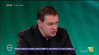 Omnibus - Salvini - Di Maio a colpi di ultimatum (Puntata 17/04/2018)