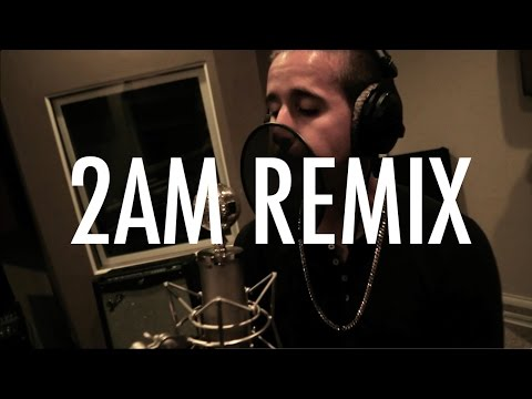 Adrian Marcel - 2AM (Michael Zoah Remix ft. T.Spoon) [VIDEO] (PropaneLv)
