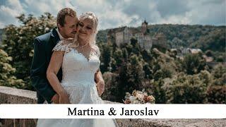 Martina & Jaroslav   svatební video