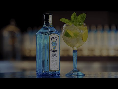 The Laverstoke - Bombay Sapphire Cocktail