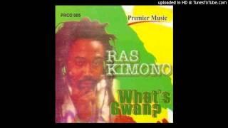 Ras Kimono-What