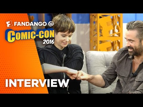 'Fantastic Beasts and Where to Find Them' Cast Interview – COMIC CON 2016