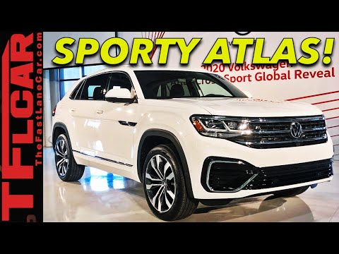 The 2020 VW Atlas Cross Sport Is Here To Beat The Grand Cherokee At Its Own Game!