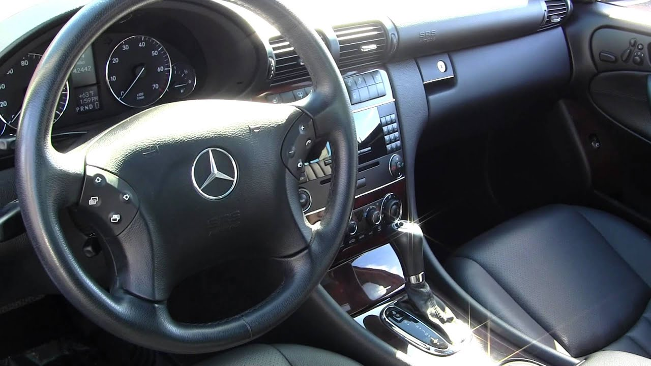 Virtual walk around tour of a 2007 mercedes benz c350 4matic at titus will toyota in tacoma wa t314 youtube