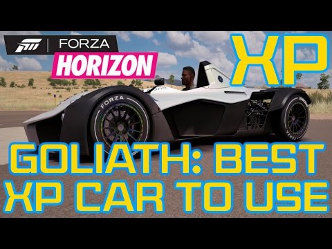 Best Car In Forza Horizon  For Goliath