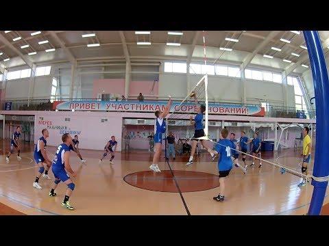 Кубок Владимирской области по волейболу 2017 -2018 1/16 финала Русджам - Ярополч