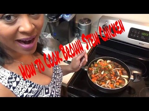 how to cook mbaazi stew