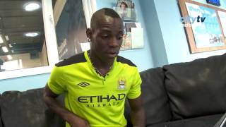 Exclusive mario balotelli: #askmario man city striker answers your questions