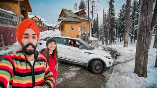 We are in -5 Degree in GULMARG !! 😳 OMG