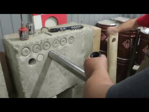 Презентация сверла для сухого бурения бетона