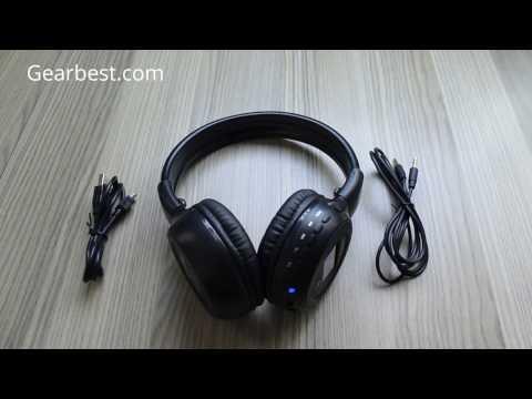 Zealot B570 Wireless Stereo Bluetooth V4.0 Headset Earphone