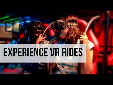 Experience a VR Roller Coaster, a VR Magic Carpet ride, VR Hanggliding, VR Dune Bashing | Digit.in