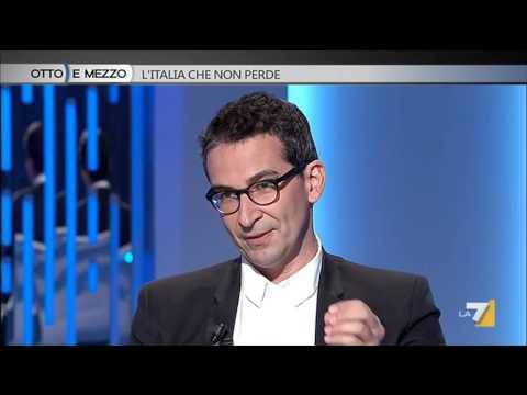 Otto e mezzo - Marchetti (Yoox): creatività e tecnologia per il made in Italy