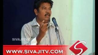 Shankar Speech On Endhiran & Writer Sujatha SIVAJITV.COM Part 1.flv
