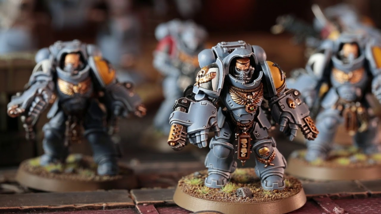 Games Workshop Warhammer 40,000 Tooth and Claw