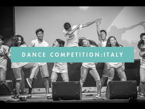 EYC 2017 AFTERMATH   DANCE COMP : ITALY