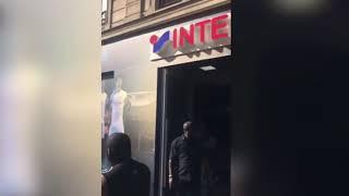 Des supporter du PSG saccage une boutique marseillaise