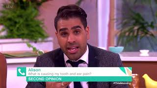 What is Causing My Tooth and Ear Pain? | This Morning