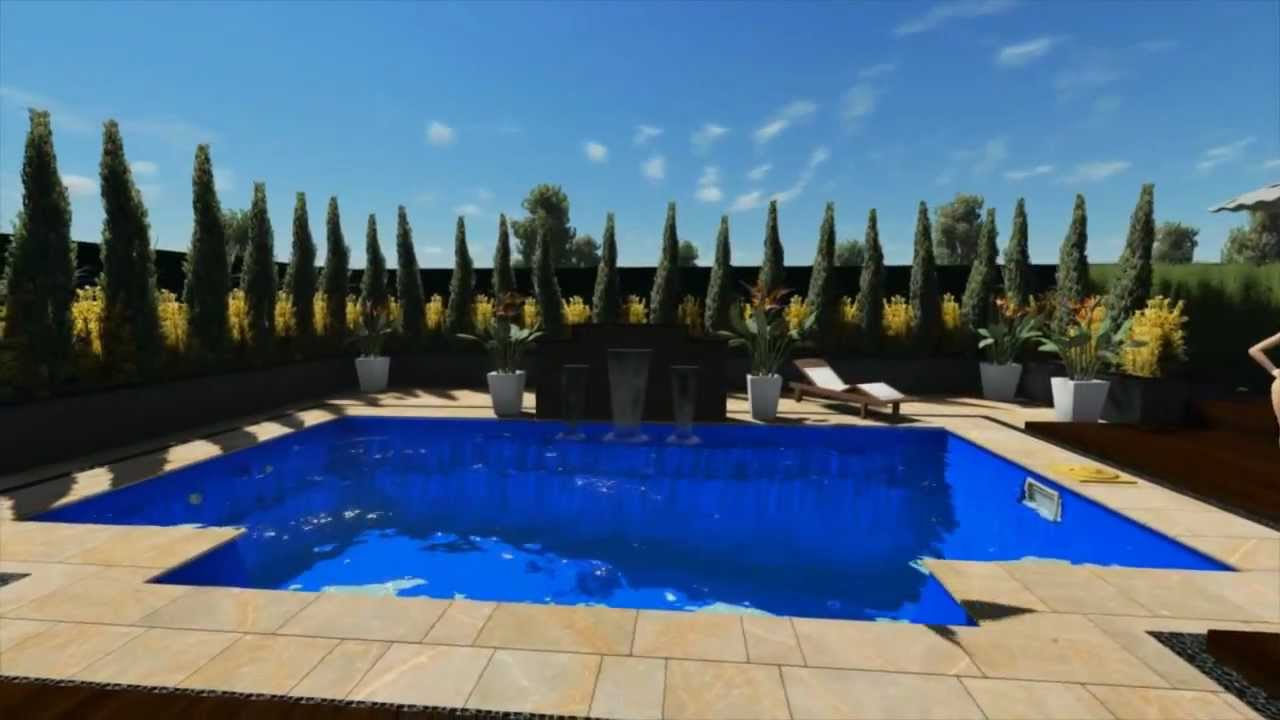 Image result for swimming pool demo