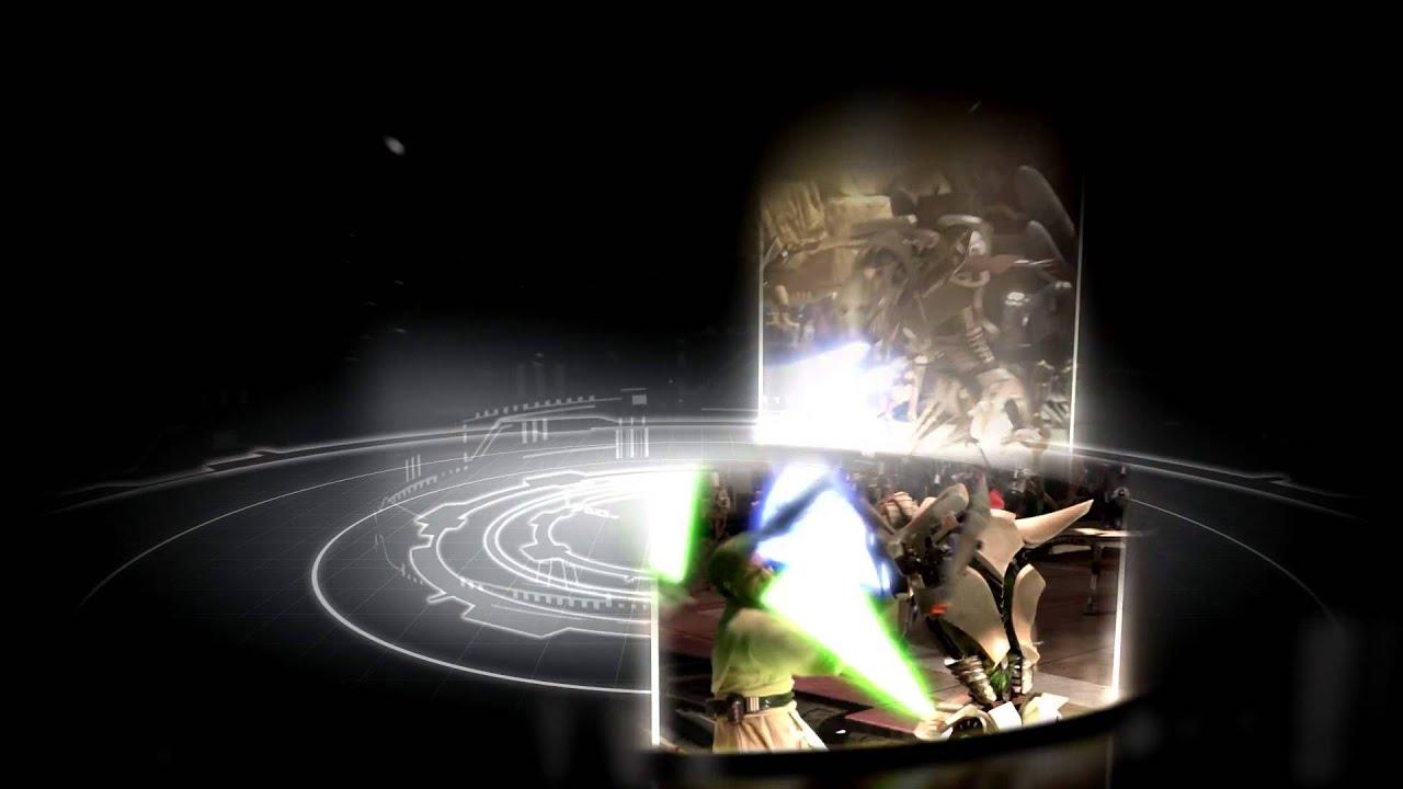 Revenge Of The Sith Dvd Menu