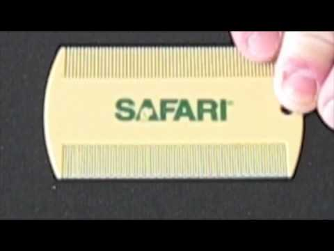 Flea Comb demo