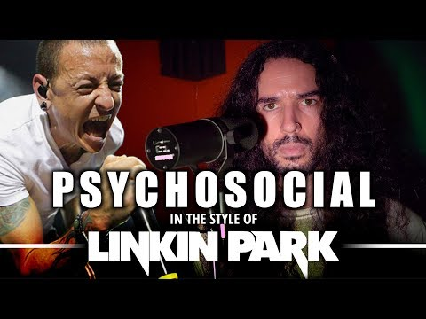 BEARDO - Psychosocial in the style of Linkin Park