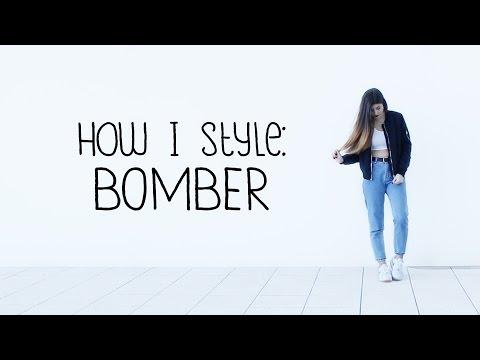 HOW TO WEAR: BOMBER | Laura Altea